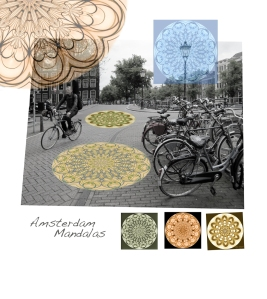 Amsterdam Mandalas:for blog