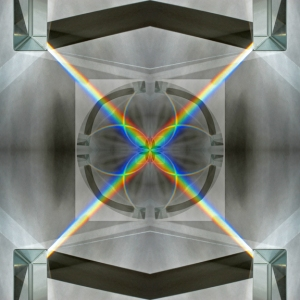 Digital Rainbow Collider