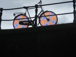Mandala Bicycle