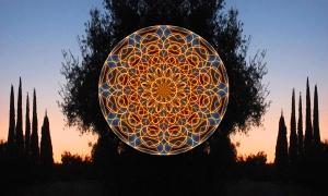 Dusk Mandala