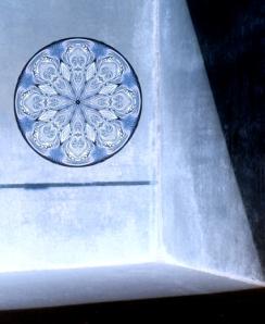 Night Blue Mandala
