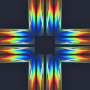 Prismatic Mandala 2