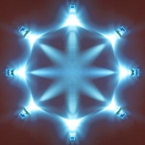 LED Mandala No.1
