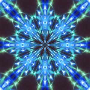 LED Mandala No.4