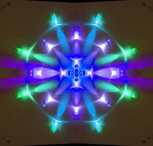 LED Mandalla 3